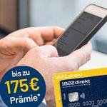 1822direkt kostenloses Girokonto + 75€ Prämie + weitere 100€ für eine Empfehlung