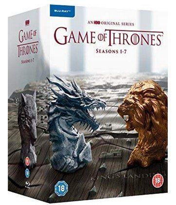 Vorbei! Game of Thrones: Season 1 7 auf 30 Blu rays auf Englisch für 25,79€ inkl. Versand (statt 70€)