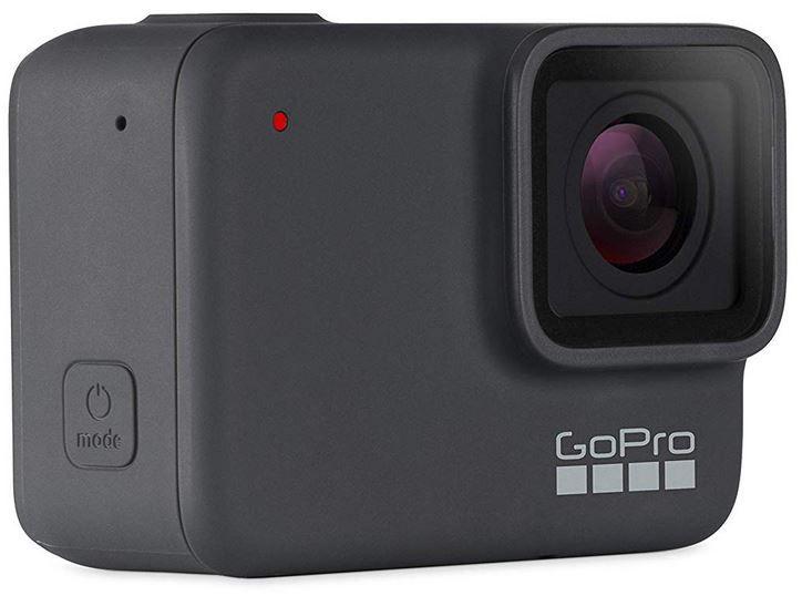 GoPro Hero7 SILVER 4K wasserdichte Actioncam für 178,16€ (statt 200€)