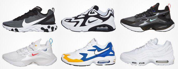"""Großer HHV Sneaker Sale + 25% Gutschein   z.B. Nike Air """"Heights"""" für 33,95€ (statt 44€)"""