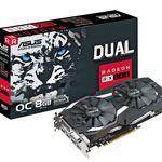 ASUS Radeon RX580 Dual 8GB OC Grafikkarte + 240GB SSD + Xbox Game Pass für 191,98€ (statt 239€)