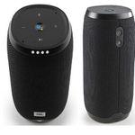 JBL Link 20 Lautsprecher mit WLAN, Bluetooth und Sprachsteuerung für 99€ (statt 134€)