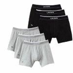 Lacoste Herren Boxershorts 3er Pack für 29,90€ (statt 42€)