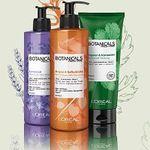 Aus der L'Oréal Botanicals-Serie für 2 Produkte Geld zurück