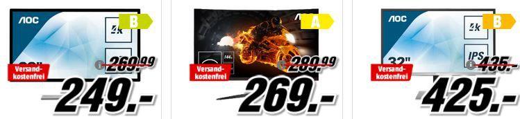 Media Markt Mega Marken Sparen: z.B. ACER H6521 Beamer (Full HD+) für 379€ (statt 404€)