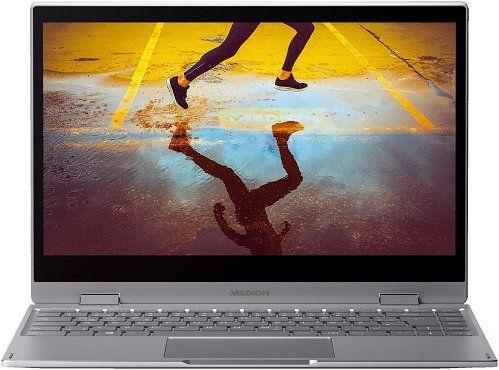 MEDION S4401   14 Zoll FullHD i5 Convertible mit 8GB RAM 512 GB SSD für 555€ (statt 799€)