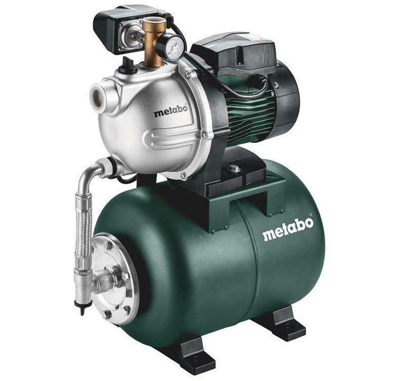 Metabo HWW 3500/25 Hauswasserwerk 24l für 144,95€ (statt 160€)