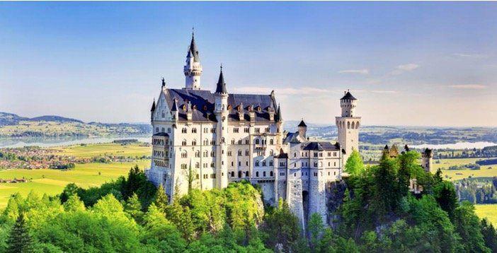 Schloss Neuschwanstein mit Eintritt inkl. ÜN und Frühstück im 4* Sterne Hotel ab 75€ p.P