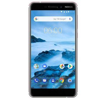 NOKIA 6.1   32GB DualSIM Smartphone in Weiss für 149€ (statt 185€)