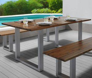 Tisch Mailo aus Akazienholz (160 x 85 cm) für 186,75€ (statt 249€)