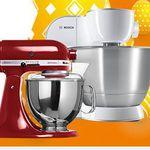 "Saturn Osterbäckerei – günstige ""Back"" Haushaltsgeräte – z.B. RUSSELL HOBBS Inspire Toaster ab 30€ (statt 48€)"