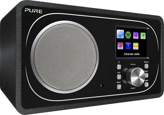 PURE Evoke F3 Internetradio mit Bluetooth für 88€ (statt 114€)