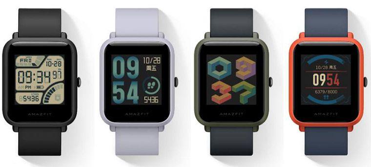 Xiaomi Huami Amazfit Bip   Smartwatch mit Schlafanalyse, Notifications & mehr für 44,62€   aus DE
