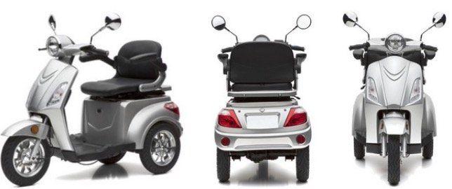 Nova Motors Elektro Motorroller Bendi für 1.333,90€ (statt 1.849€)