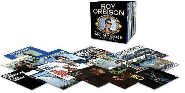 Roy Orbison   Roy Orbison The MGM Years (Limited 14 LP Box) für 50€ (statt 242€)