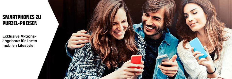 MediaMarkt & Saturn Smartphone Fieber   z.B. SAMSUNG Galaxy S20 5G 128 GB für 688,73€ (statt 739€)