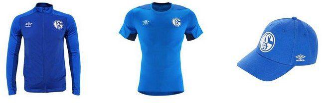 Schalke Fan Artikel versandkostenfrei z.B. Schalke Heimtrikot 2018/19 nur 29,99€