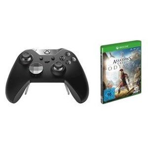 Microsoft Xbox One Elite Wireless Controller + Assassins Creed Odyssey ab 87€ (statt 142€)