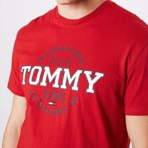 Tommy Jeans Herren Shirt Circular für 23,72€ (statt 40€)
