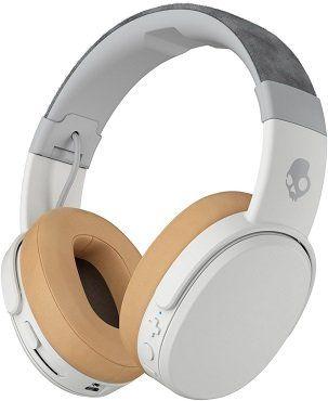 SKULLCANDY CRUSHER Wireless Over ear Kopfhörer mit Headsetfunktion und Bluetooth für 105€ (statt 128€)