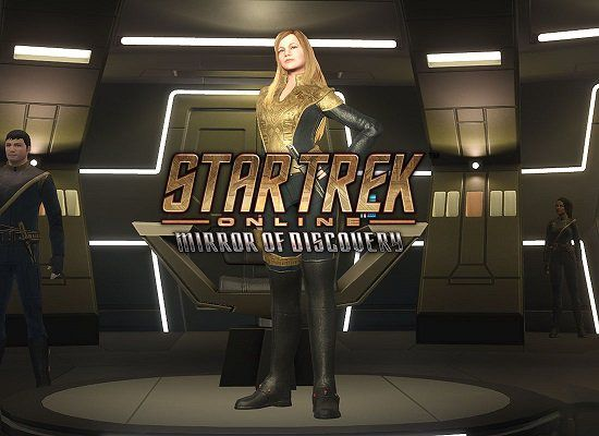 Steam: Star Trek Online: Mirror of Discovery gratis spielen