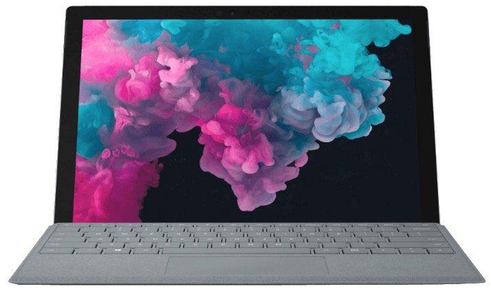 Vorbei! Microsoft Surface Pro 6 (m3, 4 GB, 128GB SSD) für 499€ (statt 720€) + Type Cover + Office