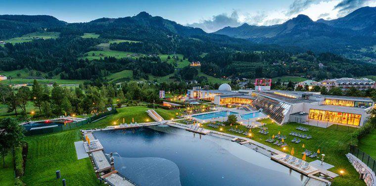 2 ÜN im Salzburger Land inkl. HP, Gästekarte & tgl. Eintritt in Alpentherme ab 69€ p.P.