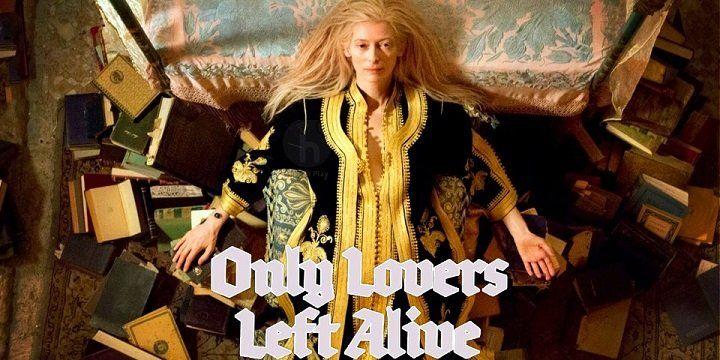 Gratis (statt ab 5€) in der 3sat Mediathek: Only Lovers Left Alive (IMDb: 7,3/10)