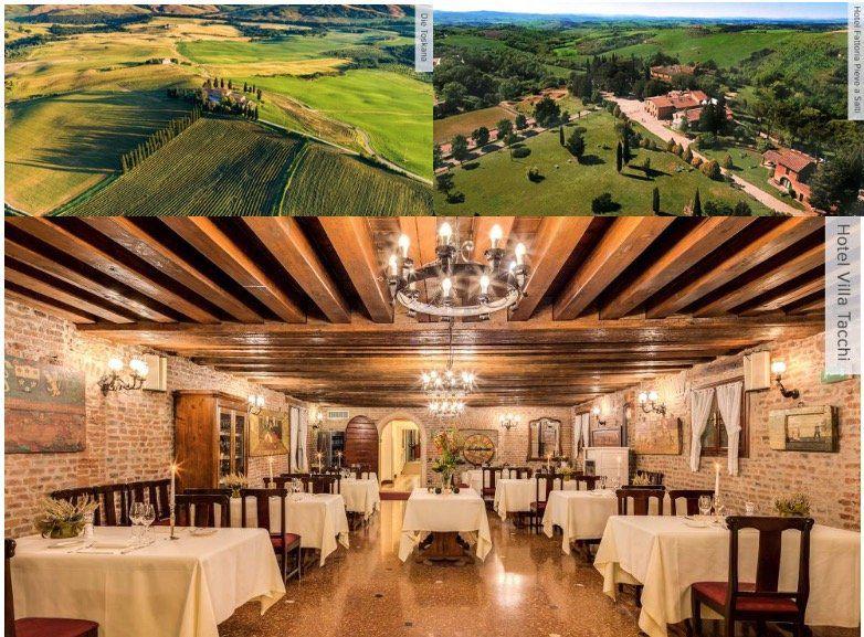 10tägige Weinreise durch Italien mit Frühstück, Abendmenüs & Weinverkostungen ab 499€p.P.