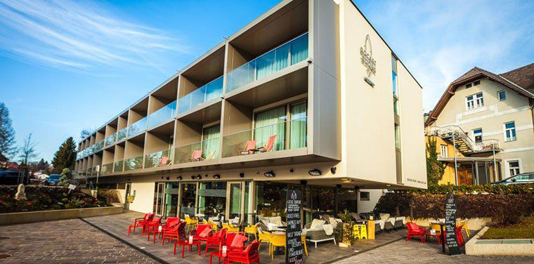 2 ÜN am Wörthersee in einem Lifestyle Hotel inkl. Frühstück, Sushi Essen & Gästekarte ab 99€ p.P.