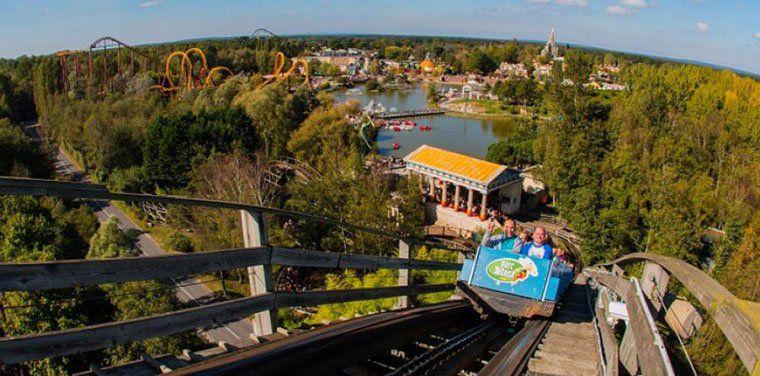 Eintritt in Parc Astérix mit mehr als 40 Attraktionen inkl. ÜN mit Frühstück bei Paris ab 89€ p.P.