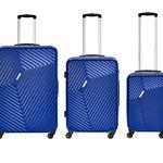 NoName 3er Trolley Koffer Set ABS (M, L & XL) für 79,90€ (statt 109€)
