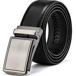 MUCO Herren Ledergürtel – 3 Modelle in vielen Größen für je 11,39€ – Prime