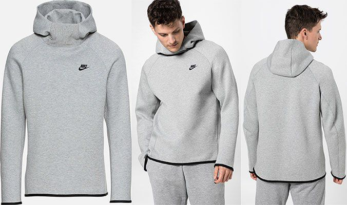Nike Sportswear Tech Fleece Hoodie für 37,74€ (statt 64€)