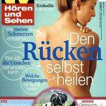 52 Ausgaben TV Hören und Sehen für 119,60€ inkl. 110€ Amazon Gutschein