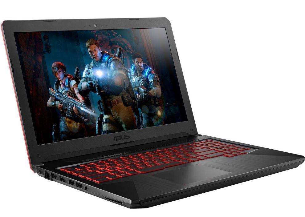 ASUS FX504GM   15,6 FullHD Notebook (matt) mit i5 8GB RAM 1TB HDD für 629,90€ (statt 729€)