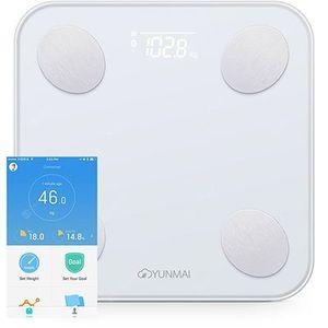 Xiaomi Yunmai Mini 2 Smarte Körperfettwaage mit Anbindung für 26,99€   aus DE