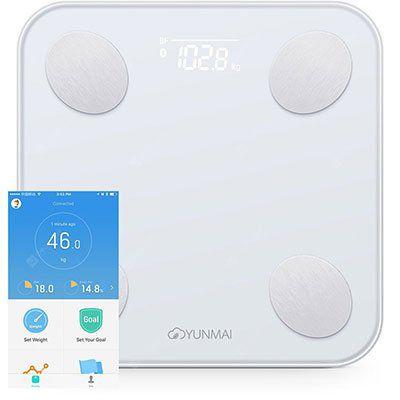 Xiaomi Yunmai Mini 2 Smarte Körperfettwaage mit Anbindung für 25,65€   aus DE