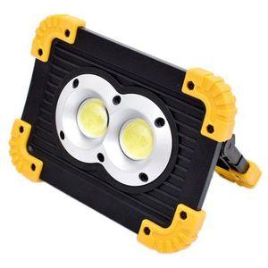 Utorch W1 LED Flutlicht mit Powerbank Funktion für 8,88€