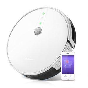 Alfawise V8S PRO – Staubsaugroboter mit Alexa & Google Home Support, 1800Pa & Wischfunktion für 144€