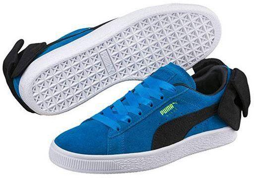 Puma Damen Sneaker Suede Bow Block für 26,10€ (statt 50€)