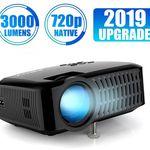 Neue Version: ABOX A2 HD LED Beamer (720p nativ) mit 3000 Lumen für 69,99€ (statt 128€)