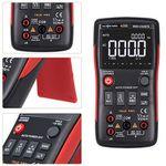 RICHMETERS RM409B True-RMS Digital-Multimeter AC / DC & Temperatursensor ab 24,36€