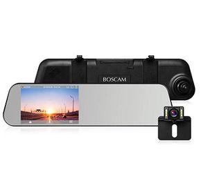 BOSCAM R1 1080p Dashcam & Rückfahrkamera im Rückspiegel für 62,99€ (statt 90€)