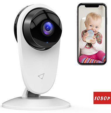 Victure PC220 1080p IP Cam mit 120° Weitwinkel für 24,99€