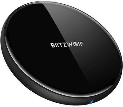 Blitzwolf BW FWC4 10W Qi Ladegerät für 11,69€   Prime