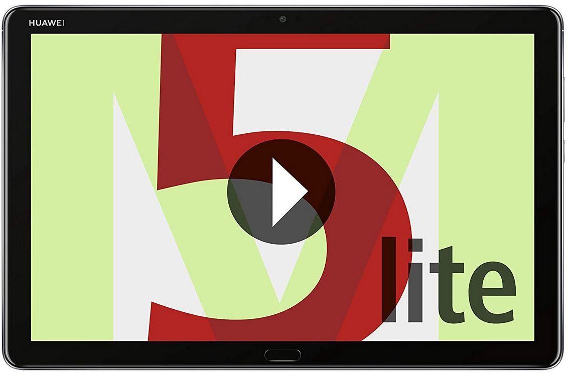 Huawei Mediapad M5 Lite 10.1 WiFi mit 32GB für 179€ (statt 190€)