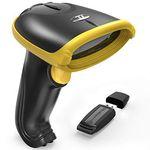 TT-BS031- Kabelloser Barcode-Scanner mit Akku für 21,99€ (statt 30€)
