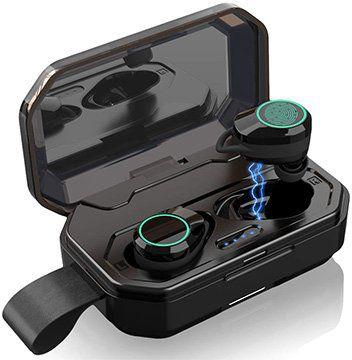 JOMARTO X6   BT 5.0 In Ear Kopfhörer mit Ladebox für 29,99€ (statt 50€)
