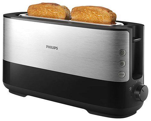 PHILIPS HD 2692/90 Toaster mit 1030 Watt für 25€ (statt 35€)